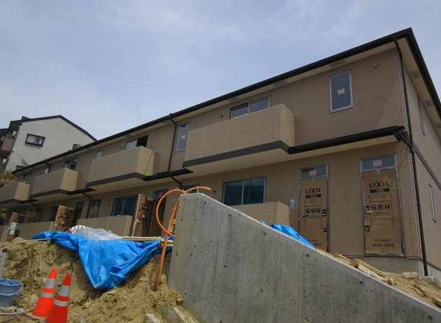 宮城県仙台市青葉区、北仙台駅徒歩8分の築1年 2階建の賃貸アパート