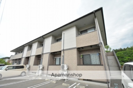 宮城県仙台市青葉区、陸前落合駅徒歩24分の築8年 2階建の賃貸アパート