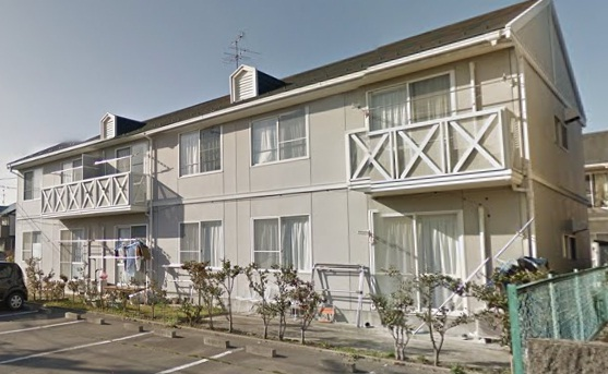 宮城県仙台市若林区、荒井駅徒歩55分の築23年 2階建の賃貸アパート