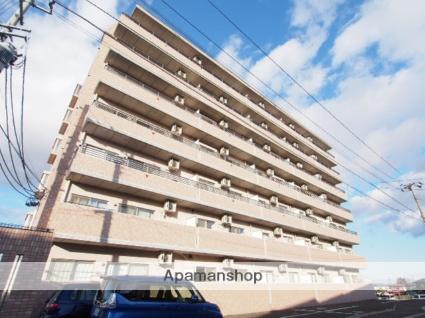 宮城県仙台市宮城野区、東仙台駅徒歩37分の築10年 7階建の賃貸マンション
