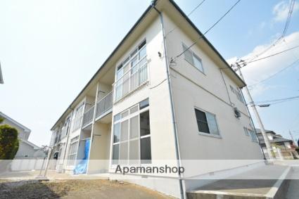 宮城県仙台市若林区、長町駅徒歩40分の築34年 2階建の賃貸アパート