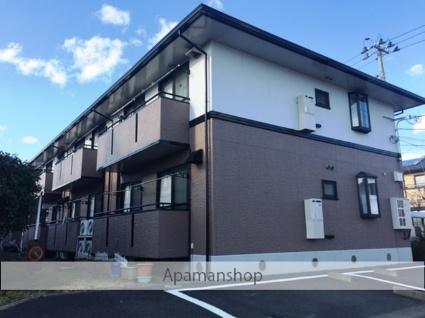 宮城県仙台市若林区、太子堂駅徒歩64分の築21年 2階建の賃貸アパート