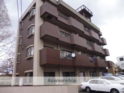 宮城県仙台市若林区、連坊駅徒歩22分の築31年 4階建の賃貸マンション