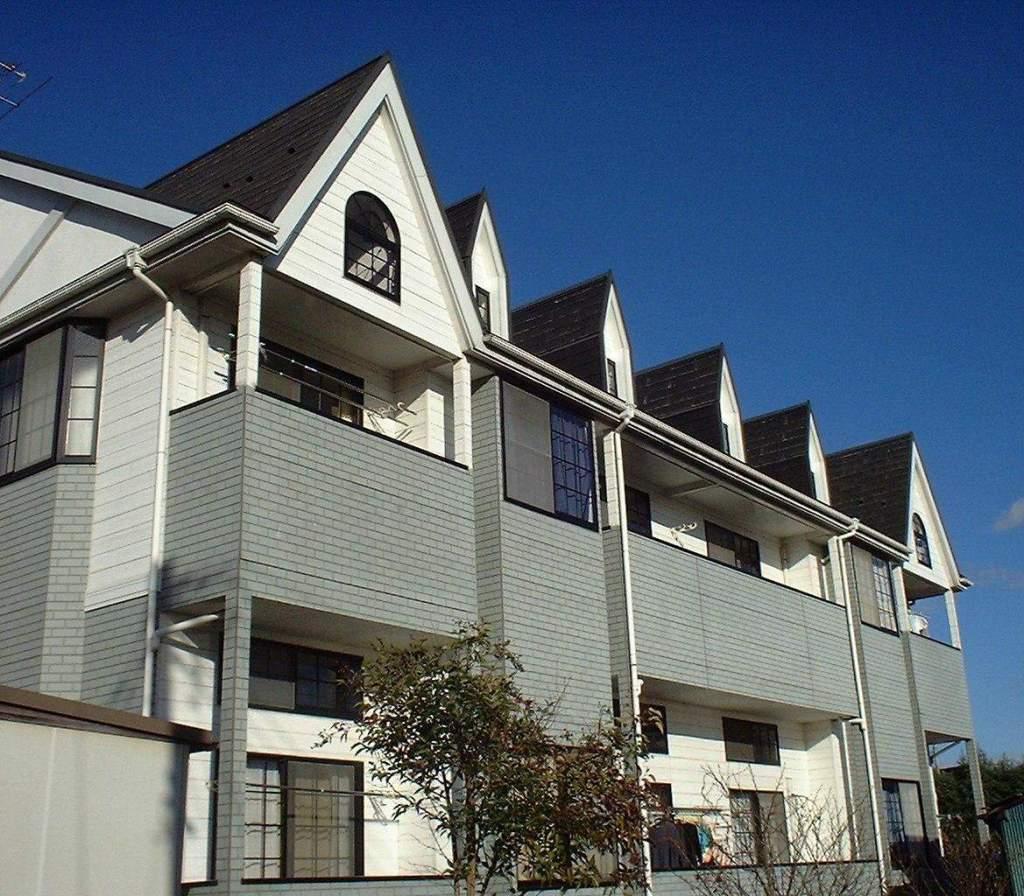 宮城県仙台市若林区、薬師堂駅徒歩25分の築22年 2階建の賃貸アパート