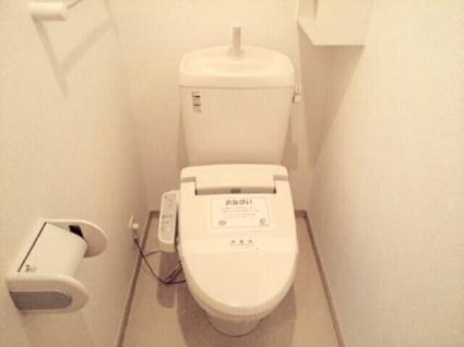 ラフレシール メゾン A[2LDK/58.52m2]のトイレ