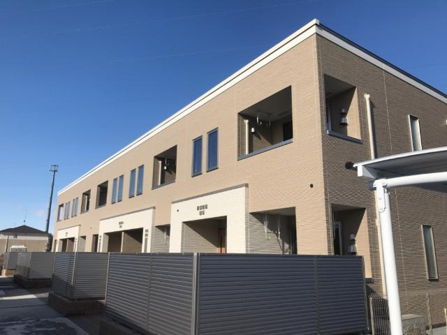 広渕新築アパート