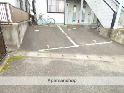 シマサコーポⅠ[2LDK/52.98m2]の駐車場