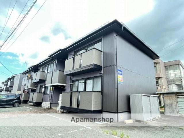 秋田県横手市、横手駅徒歩30分の築17年 2階建の賃貸アパート
