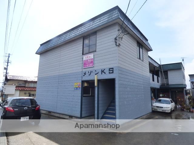 秋田県横手市、十文字駅徒歩5分の築19年 2階建の賃貸アパート