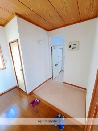 秋田県大仙市大曲丸子町[2K/42.14m2]の玄関