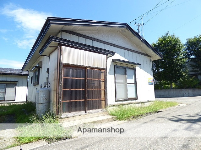 秋田県横手市、横手駅徒歩19分の築21年 1階建の賃貸一戸建て