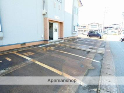 シャインハイツサトー[1R/24.78m2]の駐車場