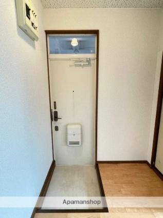 秋田県大仙市富士見町[2DK/34.7m2]の玄関