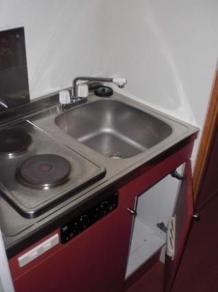レオパレスArc 21[1K/23.18m2]のキッチン