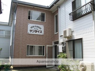 秋田県大仙市、大曲駅徒歩7分の築30年 2階建の賃貸アパート