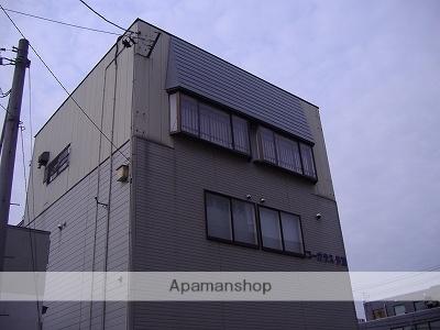 秋田県大仙市、大曲駅徒歩3分の築21年 2階建の賃貸アパート