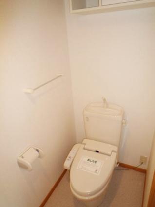 シュールメゾン・Ⅰ[2DK/51.09m2]のトイレ
