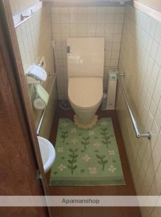 神宮寺屋敷南 貸家[5DK/143.72m2]のトイレ