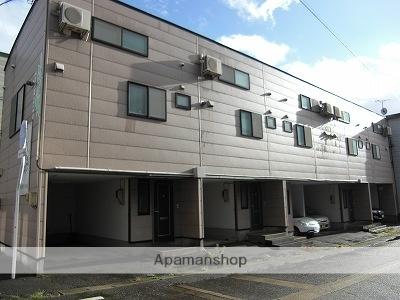 秋田県大仙市、大曲駅徒歩7分の築19年 2階建の賃貸アパート