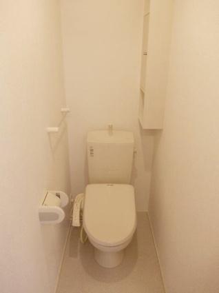 セゾン デ レコルト Ⅰ[1LDK/48.19m2]のトイレ