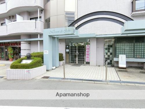 秋田県秋田市、秋田駅徒歩17分の築29年 10階建の賃貸マンション