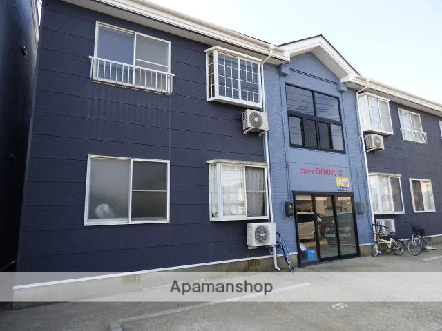秋田県秋田市、羽後牛島駅徒歩5分の築24年 2階建の賃貸アパート