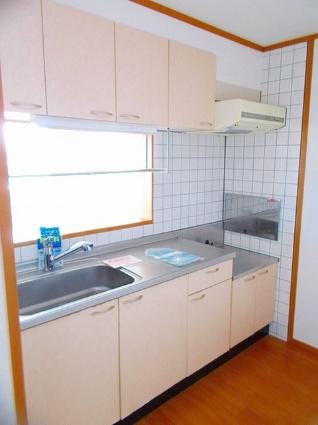 コスモス[3LDK/74.91m2]のキッチン