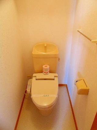 コスモス[3LDK/74.91m2]のトイレ