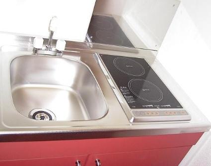 レオパレス泉3[1K/26.08m2]のキッチン