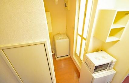 レオパレスT&H[1K/23.18m2]のキッチン