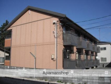 秋田県秋田市、秋田駅徒歩13分の築12年 2階建の賃貸アパート