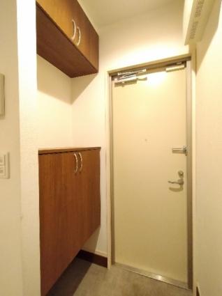セジュール ゼロ セカンド[1LDK/47.51m2]の玄関