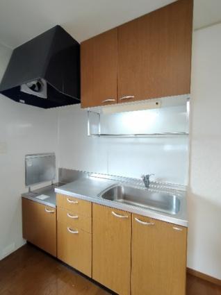 ボヌール桜[2LDK/52.57m2]のキッチン