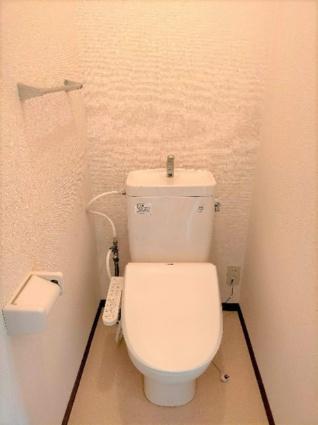 ボヌール桜[2LDK/52.57m2]のトイレ