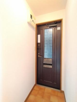 ボヌール桜[2LDK/52.57m2]の玄関