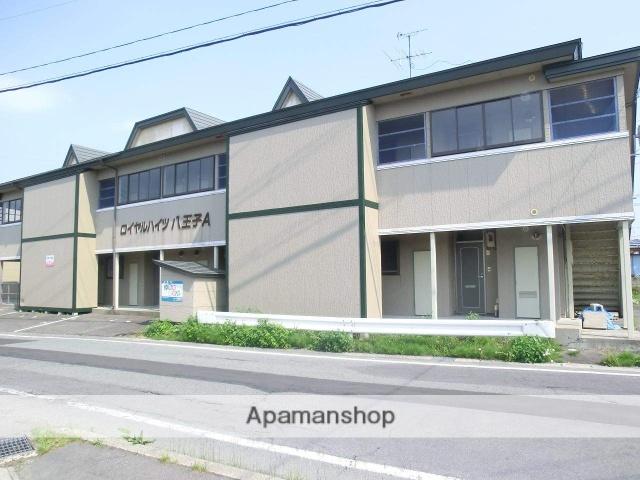 秋田県秋田市、羽後牛島駅徒歩3分の築15年 2階建の賃貸アパート