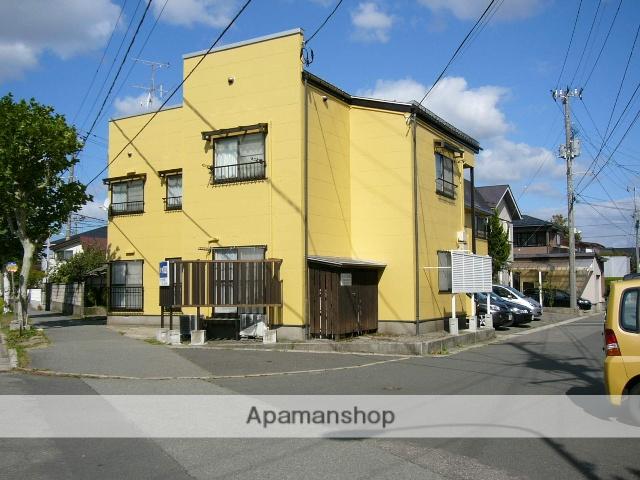 秋田県秋田市、羽後牛島駅徒歩15分の築30年 2階建の賃貸アパート