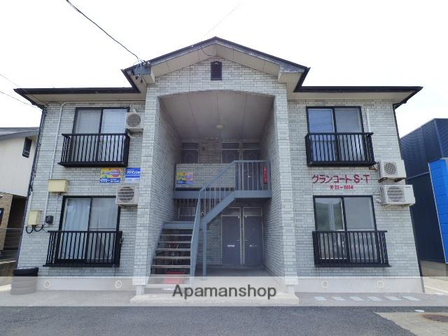 秋田県由利本荘市、羽後本荘駅徒歩40分の築20年 2階建の賃貸アパート