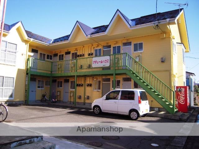 秋田県由利本荘市、羽後本荘駅徒歩30分の築31年 2階建の賃貸アパート
