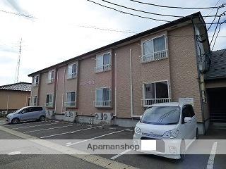 秋田県由利本荘市、羽後本荘駅徒歩8分の築13年 2階建の賃貸アパート