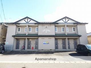秋田県由利本荘市、羽後本荘駅徒歩16分の築16年 2階建の賃貸アパート