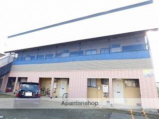 秋田県由利本荘市、羽後本荘駅徒歩8分の築37年 2階建の賃貸アパート