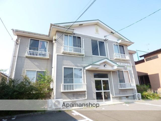 秋田県由利本荘市、羽後本荘駅徒歩18分の築16年 2階建の賃貸アパート