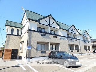 秋田県由利本荘市、羽後本荘駅徒歩20分の築14年 2階建の賃貸アパート