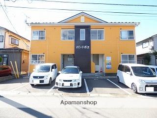 秋田県由利本荘市、羽後本荘駅徒歩40分の築17年 2階建の賃貸アパート