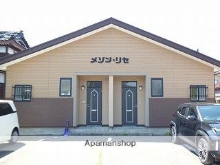 秋田県由利本荘市、羽後本荘駅徒歩10分の築14年 1階建の賃貸アパート