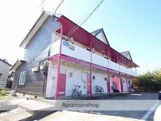 秋田県由利本荘市、薬師堂駅徒歩5分の築25年 2階建の賃貸アパート