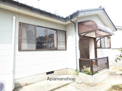 秋田県にかほ市の築18年 1階建の賃貸一戸建て