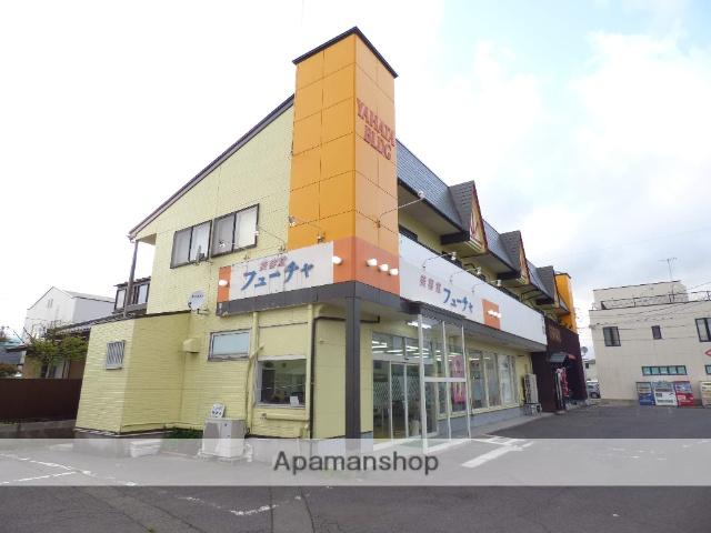 秋田県由利本荘市、羽後本荘駅バス10分由利高入口下車後徒歩1分の築25年 2階建の賃貸アパート
