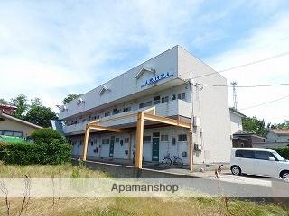 秋田県由利本荘市、羽後本荘駅徒歩30分の築28年 2階建の賃貸アパート